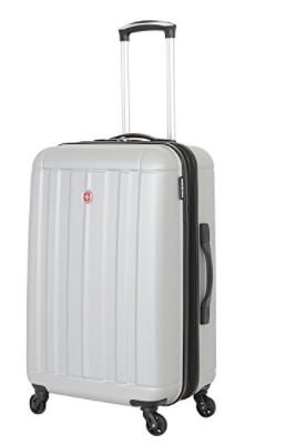 SwissGear Silver Hardside Luggage Collection