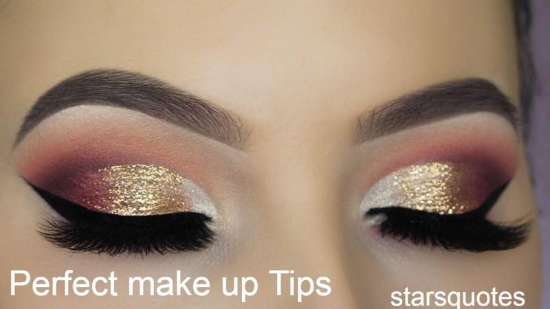 Eyes Makeup Tips To Look Beautiful