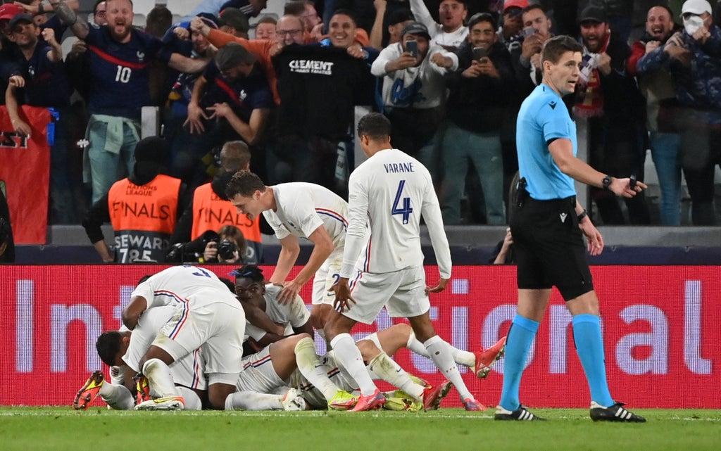 26/08/2021 20:00 / štark arena belgrade. Belgium vs France result: Five things we learned from ...