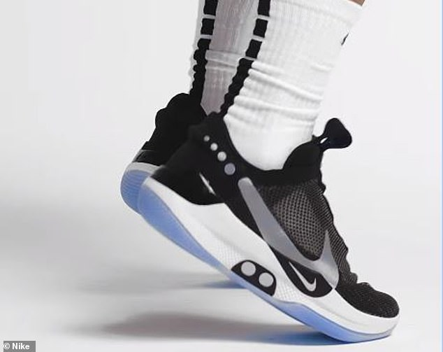 Sneakers, running shoes, slides, sandals Hey Google, tighten my sneakers! Nike adds virtual ...
