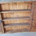 Solid Wood Bookcase Dvd Storage Village