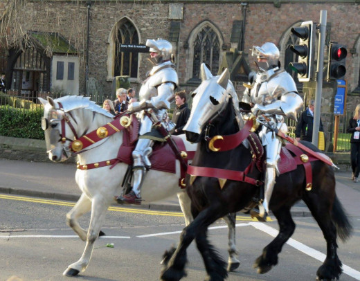 Richard III's Guard