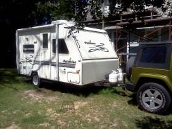 How To Diy Floor Repair In An Rv Camper Travel Trailer