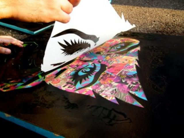 Stencil Graffiti | How To Make Money From