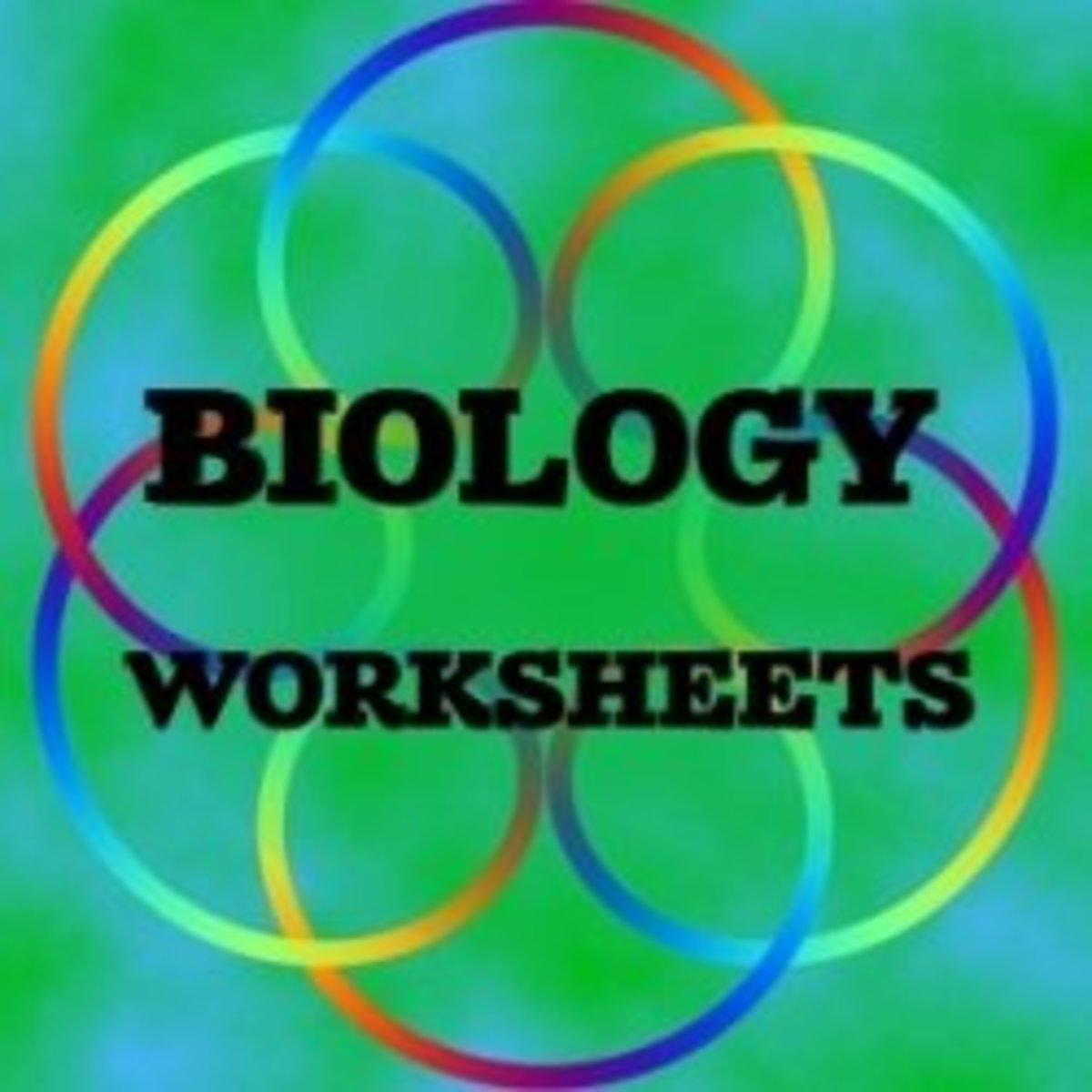 Biology Worksheets