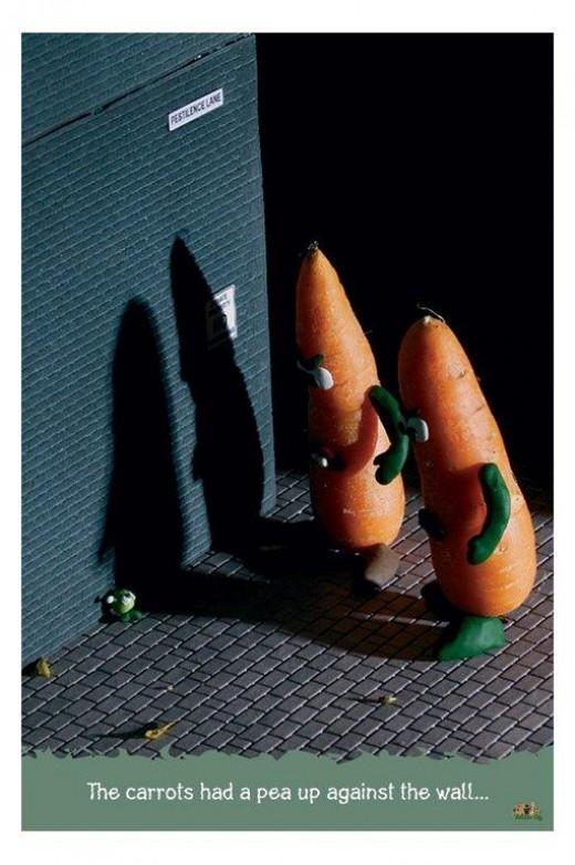 Violent Vegetables Gotta Love Them HubPages