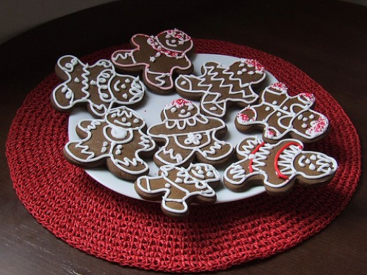Gingerbread House Decorating For Christmas Activity