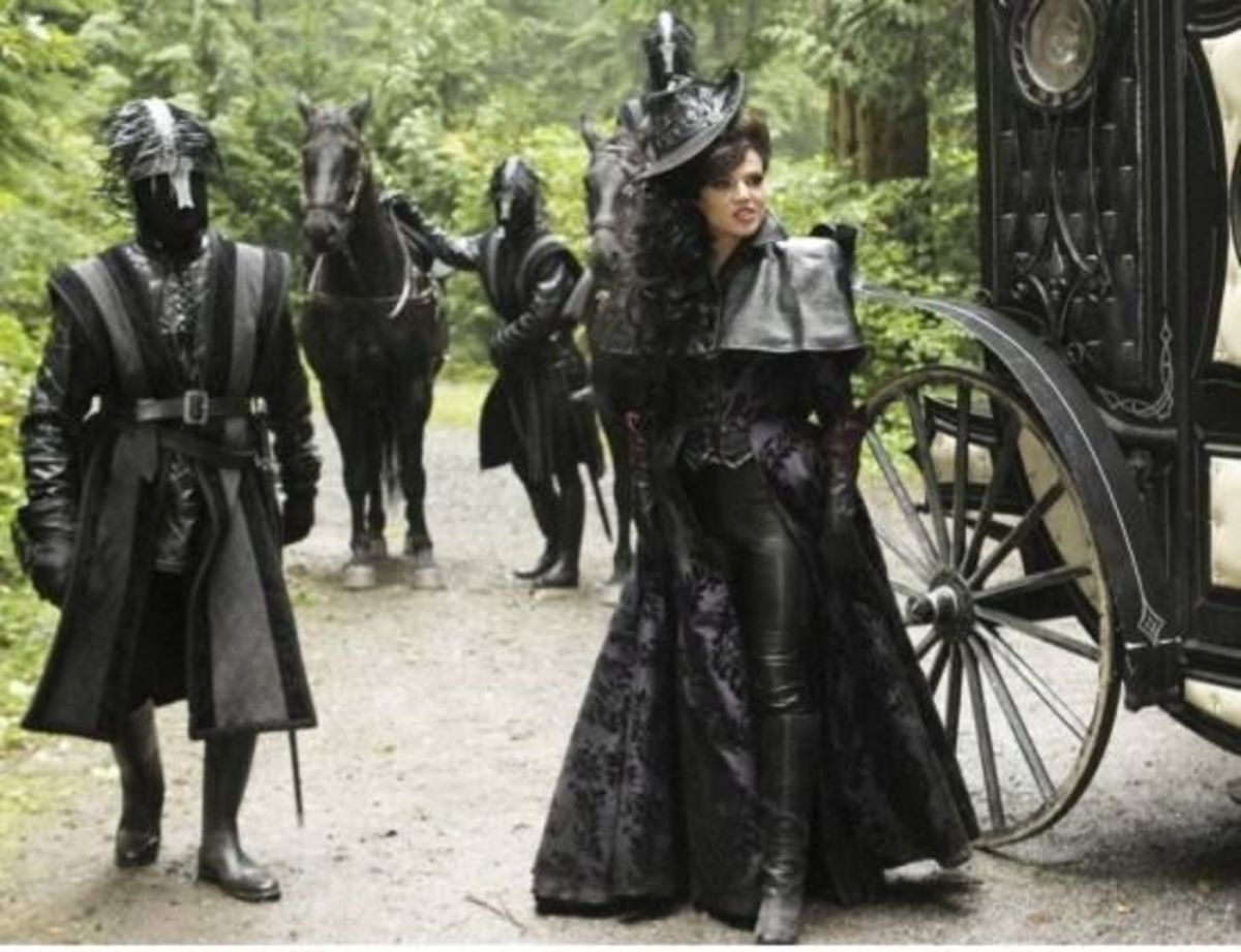 Once Upon A Time Costume Ideas For Fairytale Land