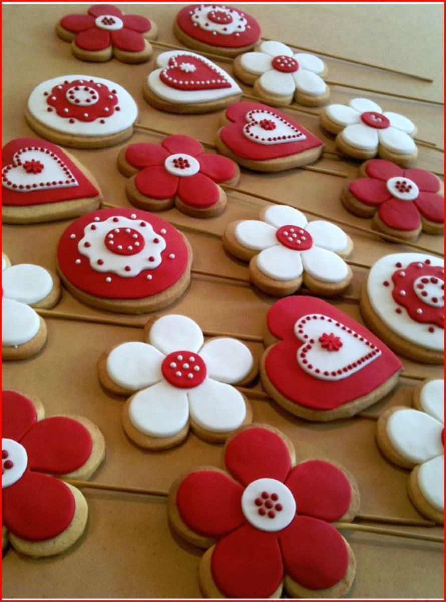 Easy Valentines Day Cookies For Him Hubpages