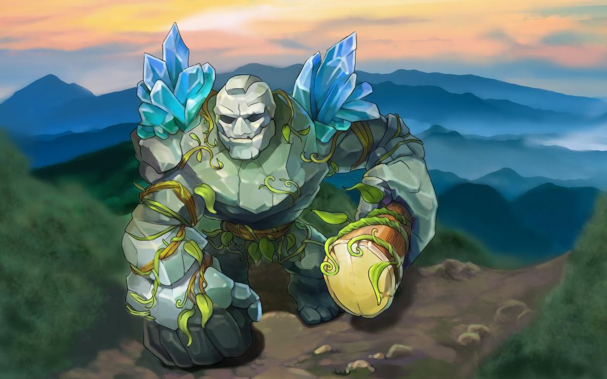 Best Tank Heroes Of Hero ChargeDotA Legend LevelSkip