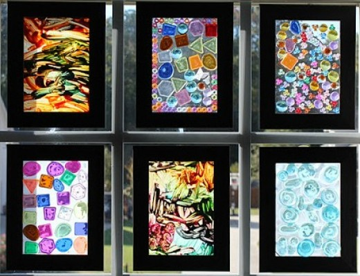 61 Outstanding Sun Catcher Craft Ideas HubPages