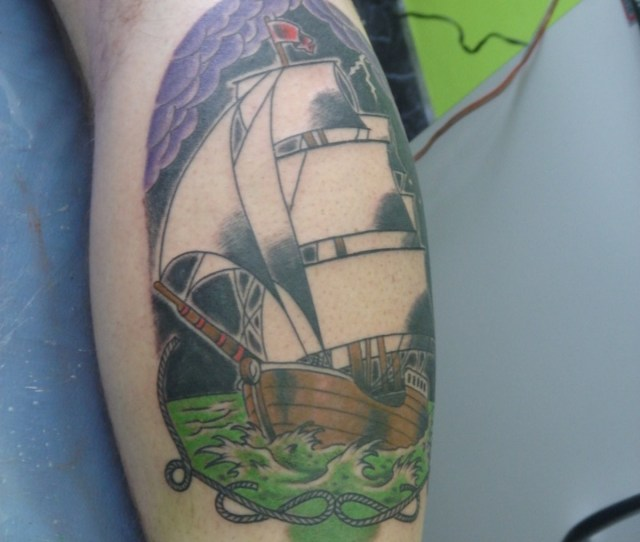 History Of The Sailor Tattoo