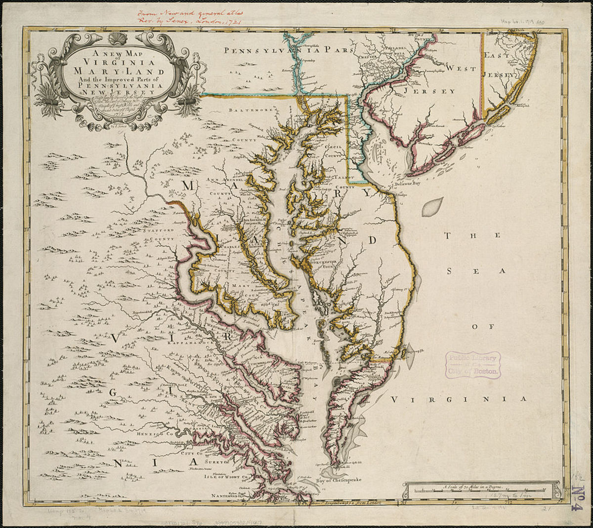 Chesapeake Colonies And New England Colonies Comparison Of