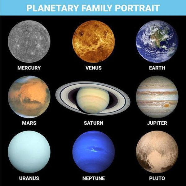 True-Color Photos of All the Planets | Owlcation