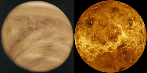 What is the true color of Venus? Why are pictures of Venus ...