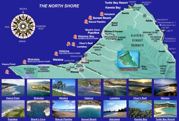 Top 10 Places to Visit in North Shore O'ahu | WanderWisdom