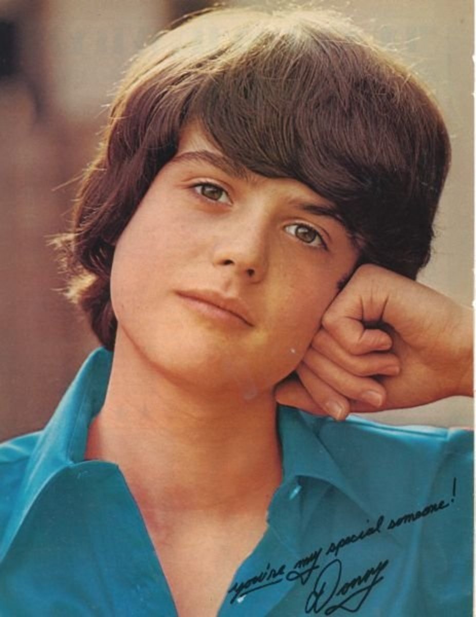 Top 5 Donny Osmond Songs From The 1970s HubPages