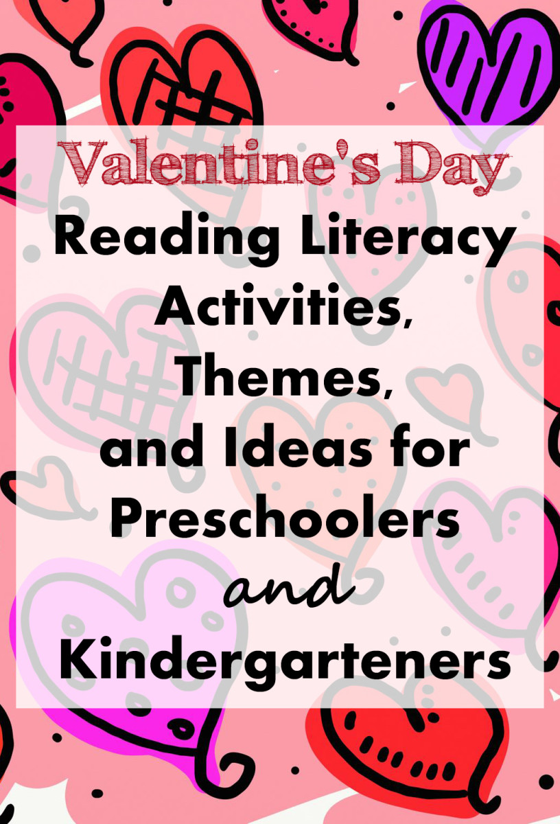 Valentine S Day Reading Literacy Activities Themes And Ideas For Preschoolers And