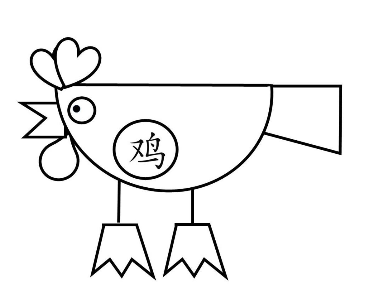 Printable Rooster Templates Kid Crafts For Chinese New