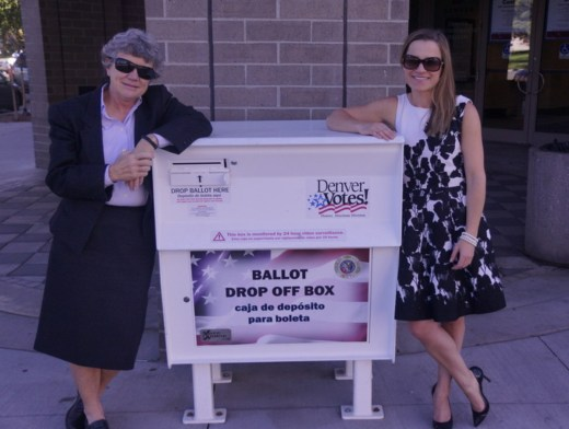 Colorado election workers