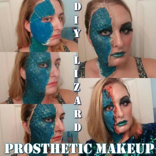 Makeup Diy How To Make Prosthetic