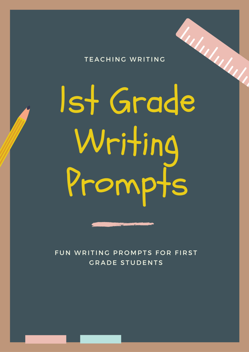 Writing Prompts For 1st Graders