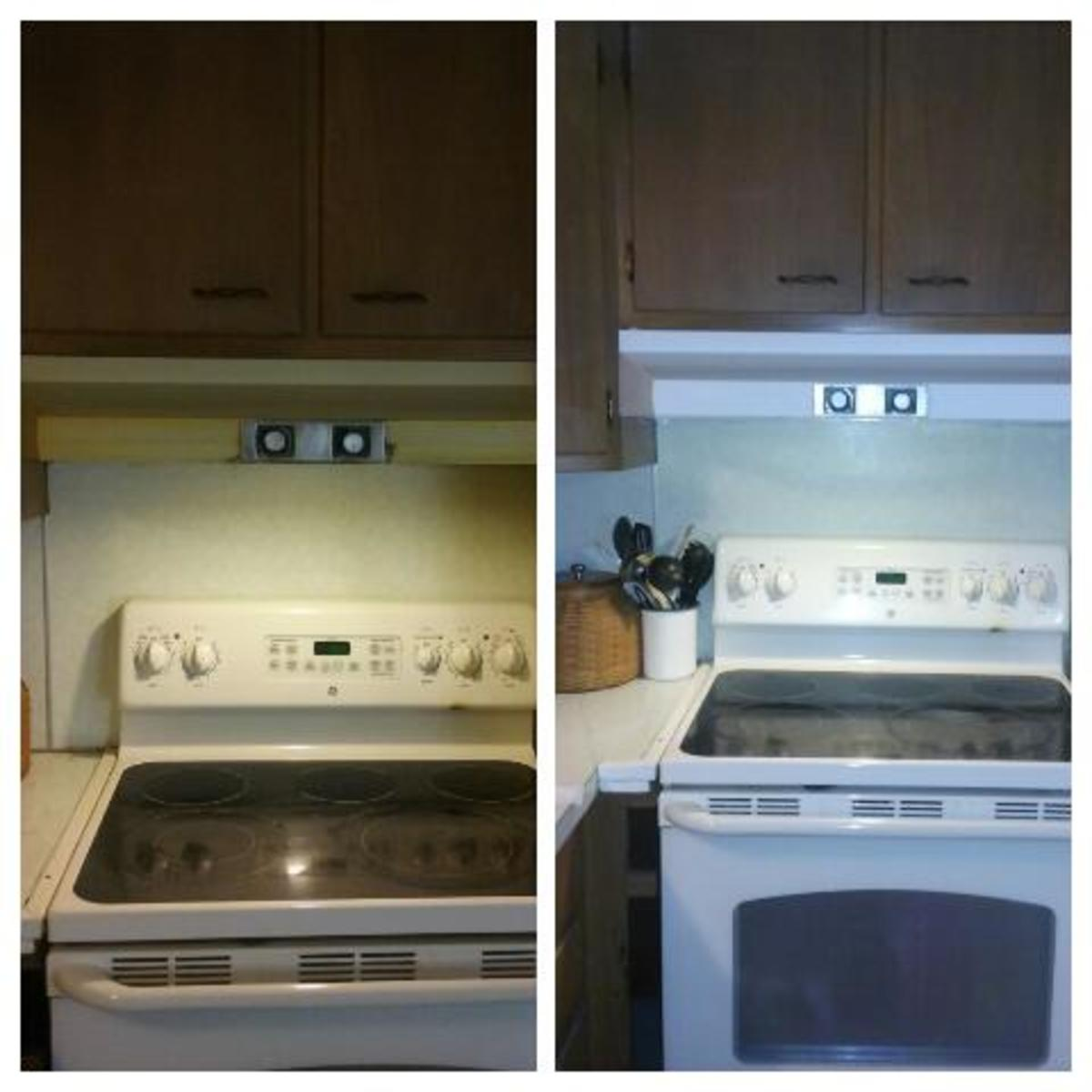How To Paint A Stove Hood Dengarden