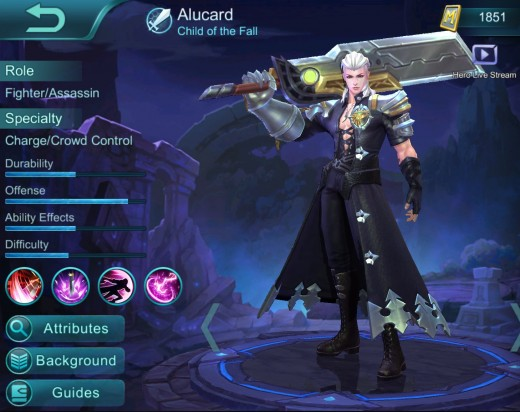 Mobile Legends Alucard Build Guide HubPages