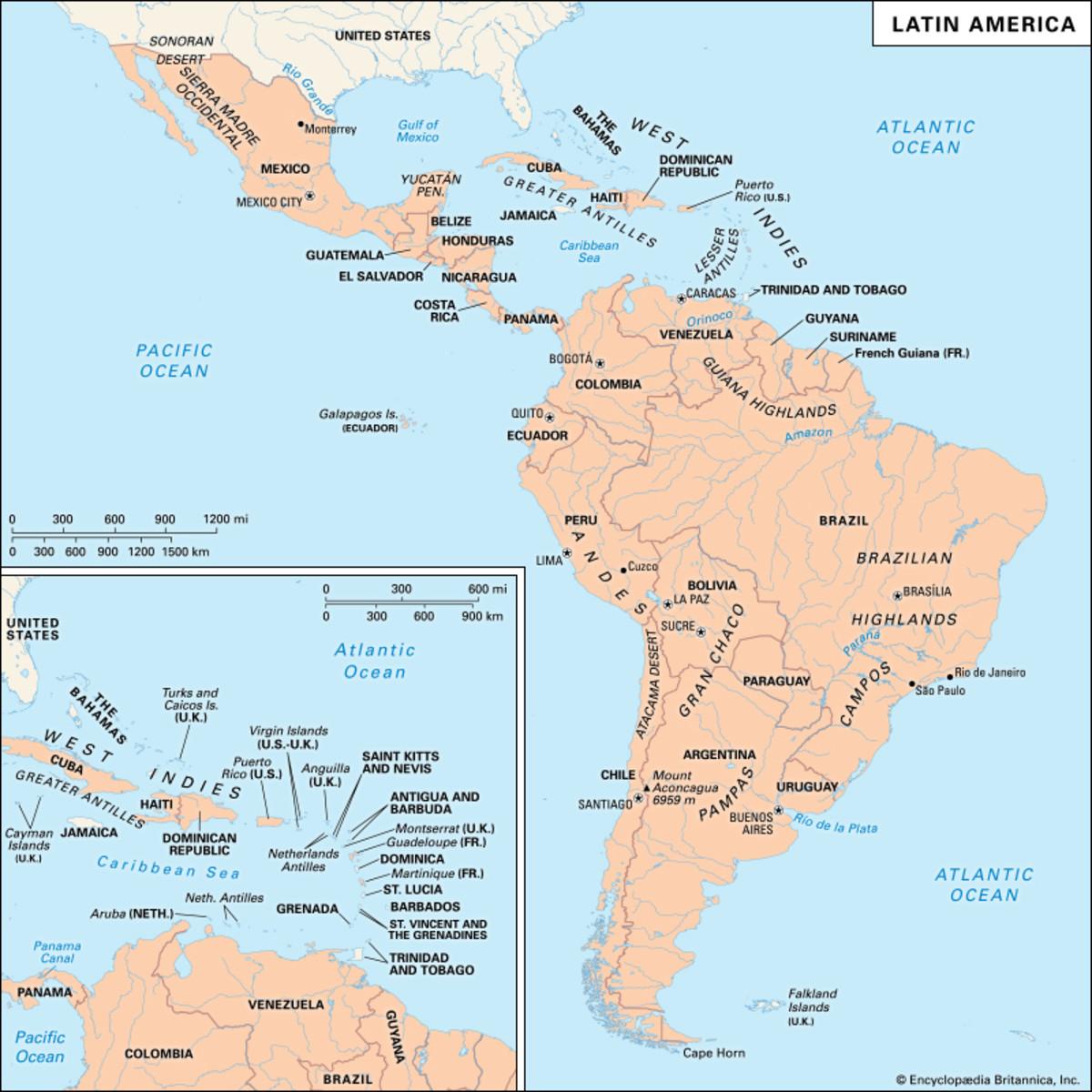 Latin American Neutrality During World War One