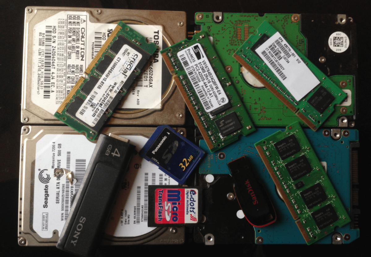 The Four Categories Of Computer Hardware