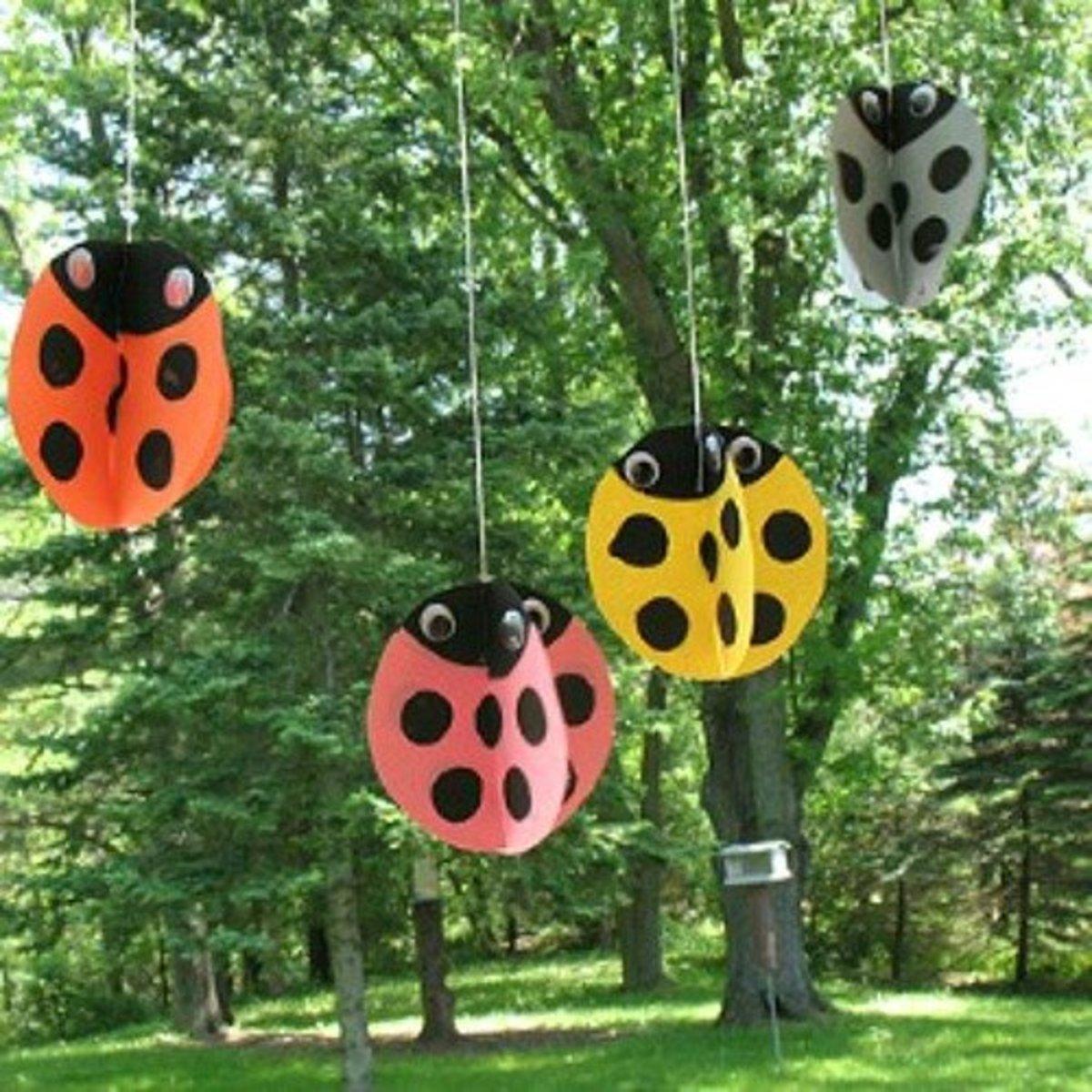 40 Fun And Easy Ladybug Craft Ideas