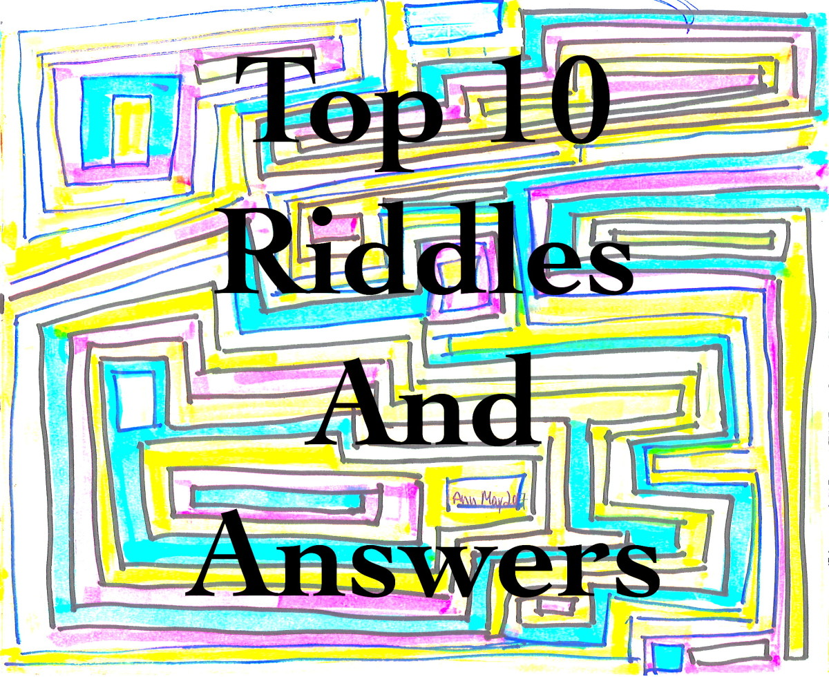 Top 10 Best Riddles And Answers