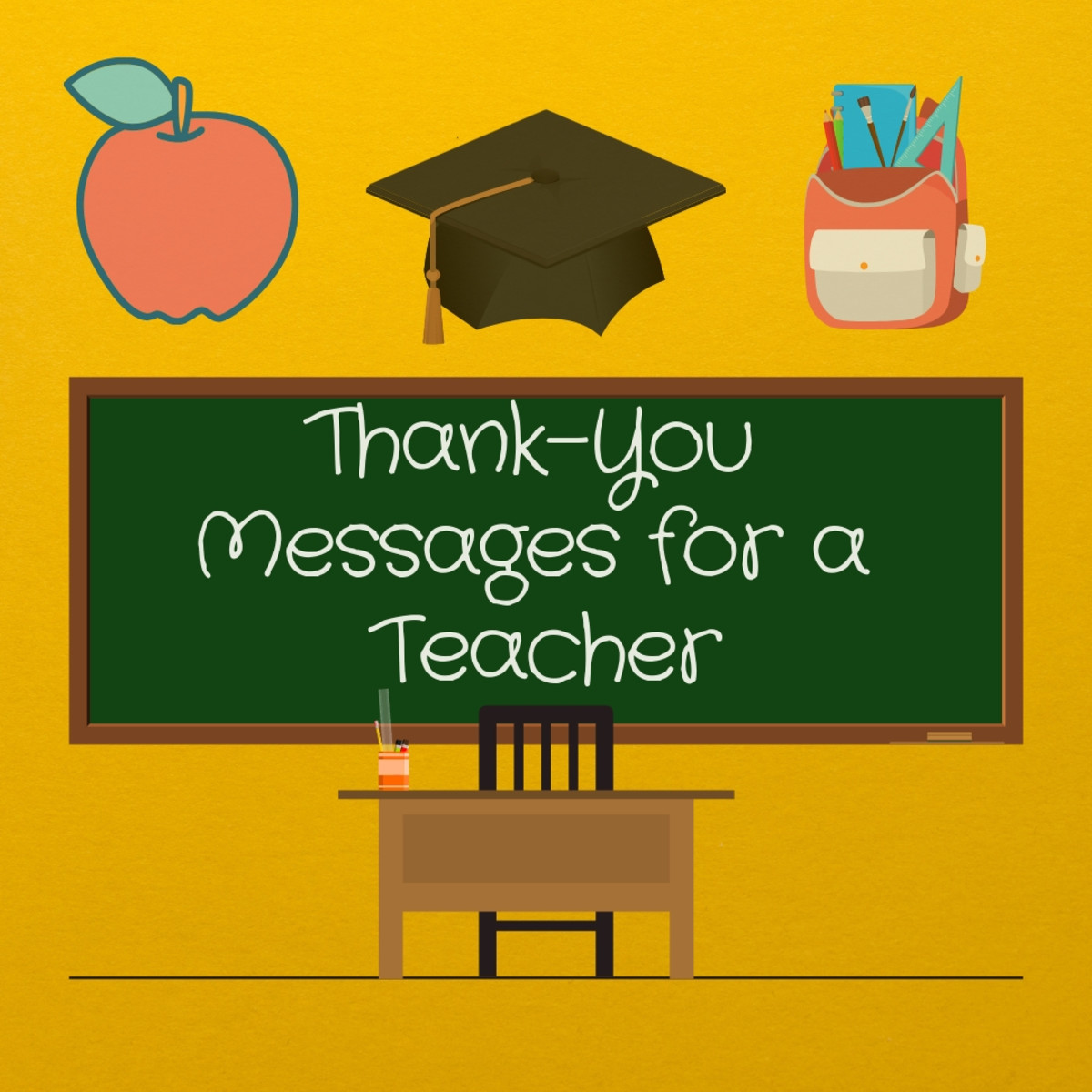 Messages To Write In A Thank You Note Or Card For Teachers