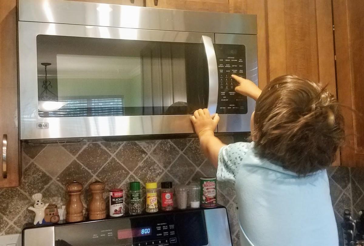easy microwave recipes to teach kids