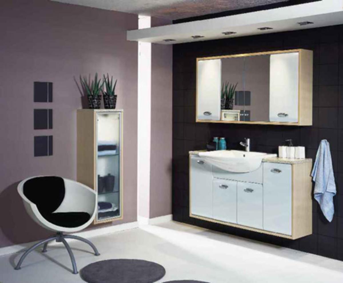 3D Bathroom Design Software Using 3D Room Planner