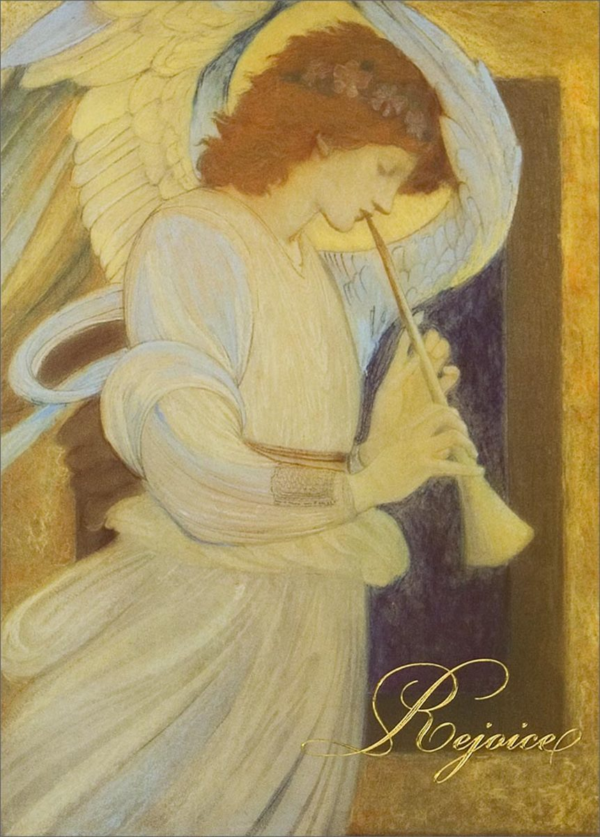 Angel Christmas Cards HubPages