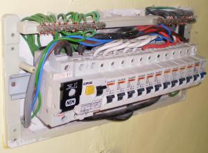 House Electric Panel Pictures | Dengarden