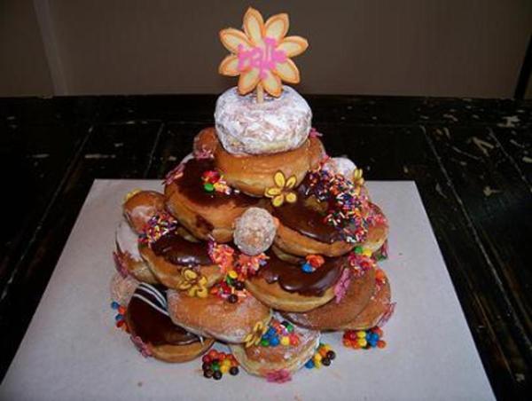 Donut Birthday Cake Ideas   HubPages