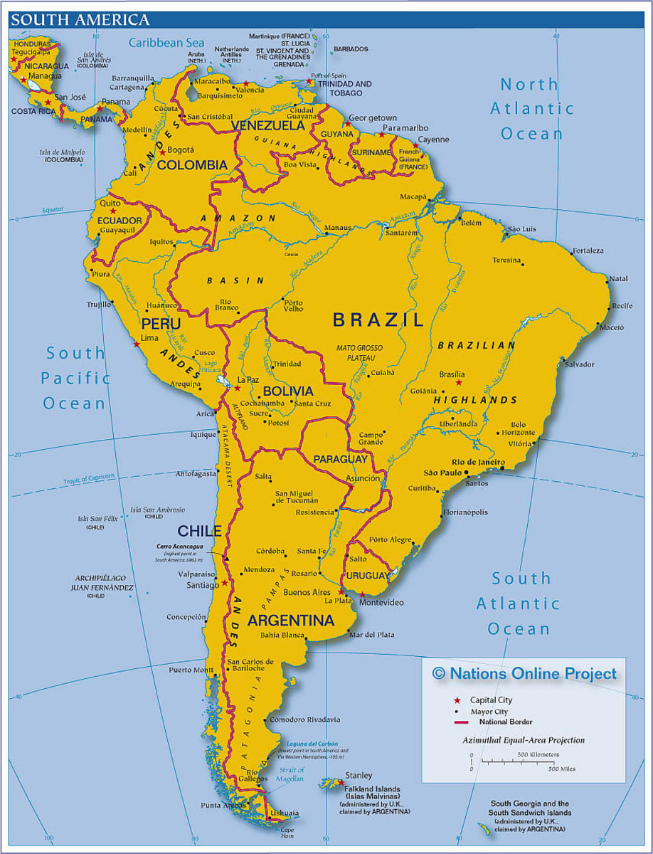 South American Cuisine The Food Culture In South America