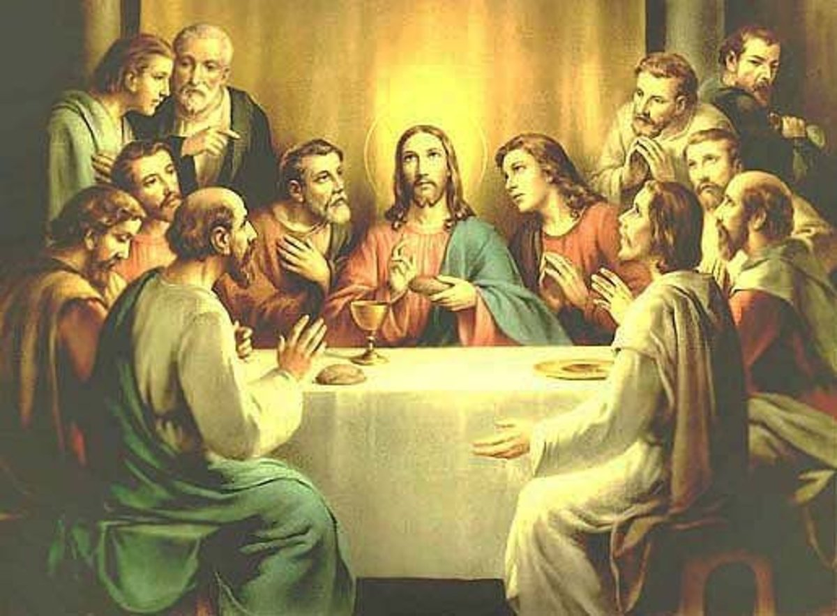 Can You Name The First 13 Apostles Of Jesus Christ The