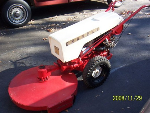 Does Anyone Remember The Old Gravely Walk Behind HubPages