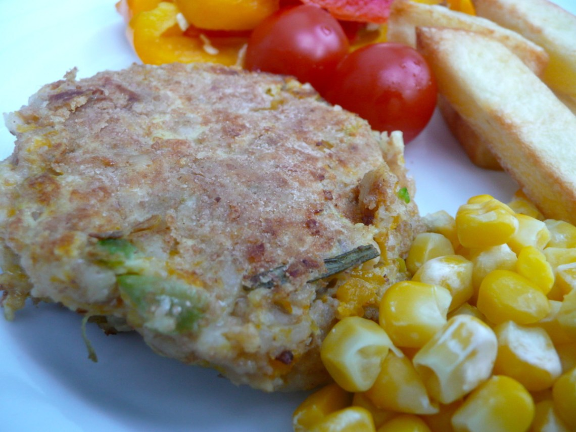 Leftover Risotto Burger Recipe to Make with Kids | Delishably
