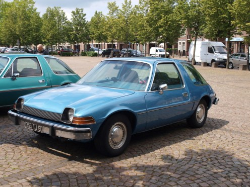 Amc Pacer Rally