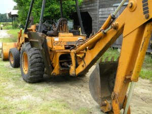 How to Rebuild or Repair Case 580 Tractor Backhoe Hydraulic Cylinders   AxleAddict