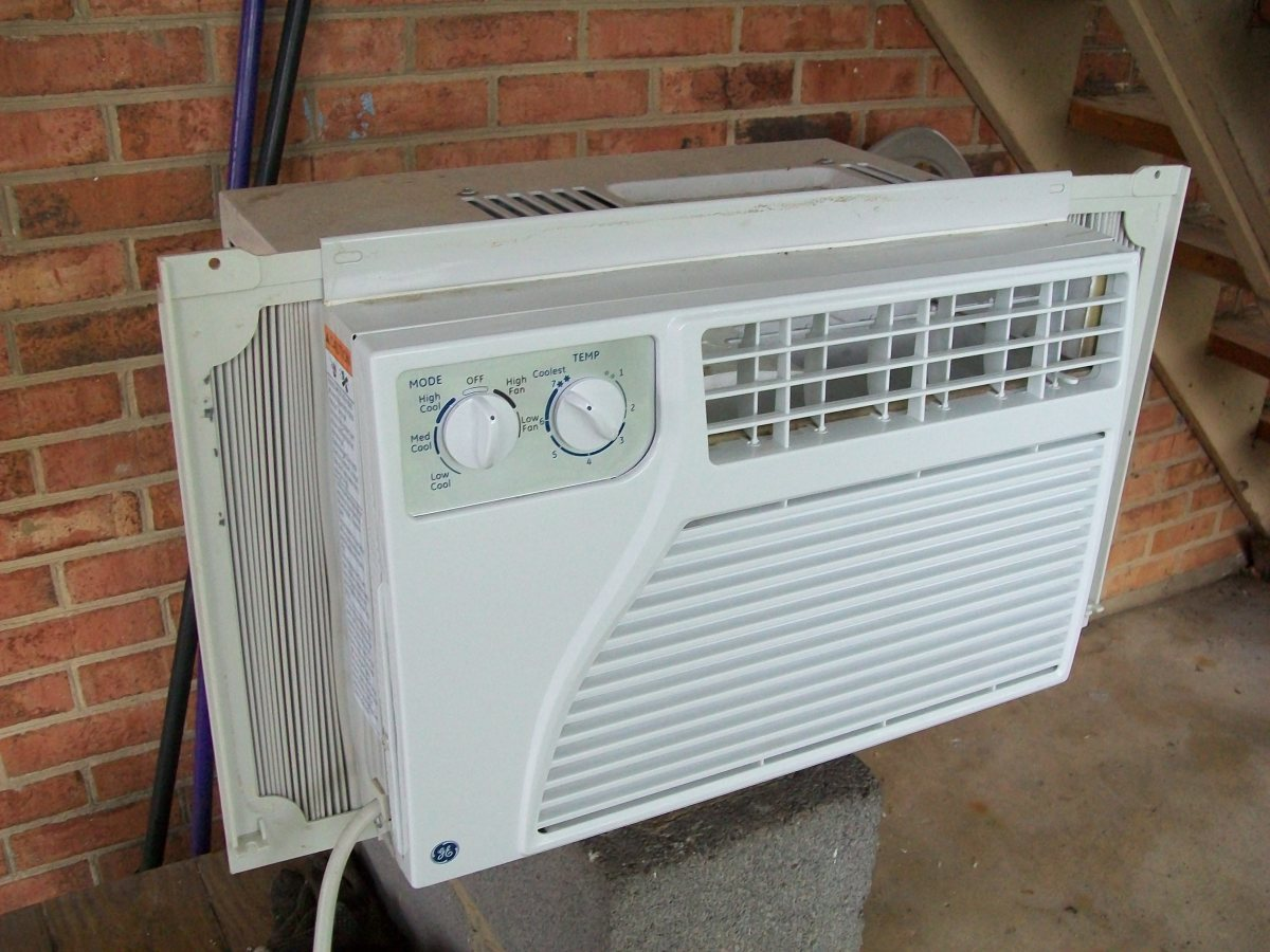 How To Clean A Window Air Conditioning Unit