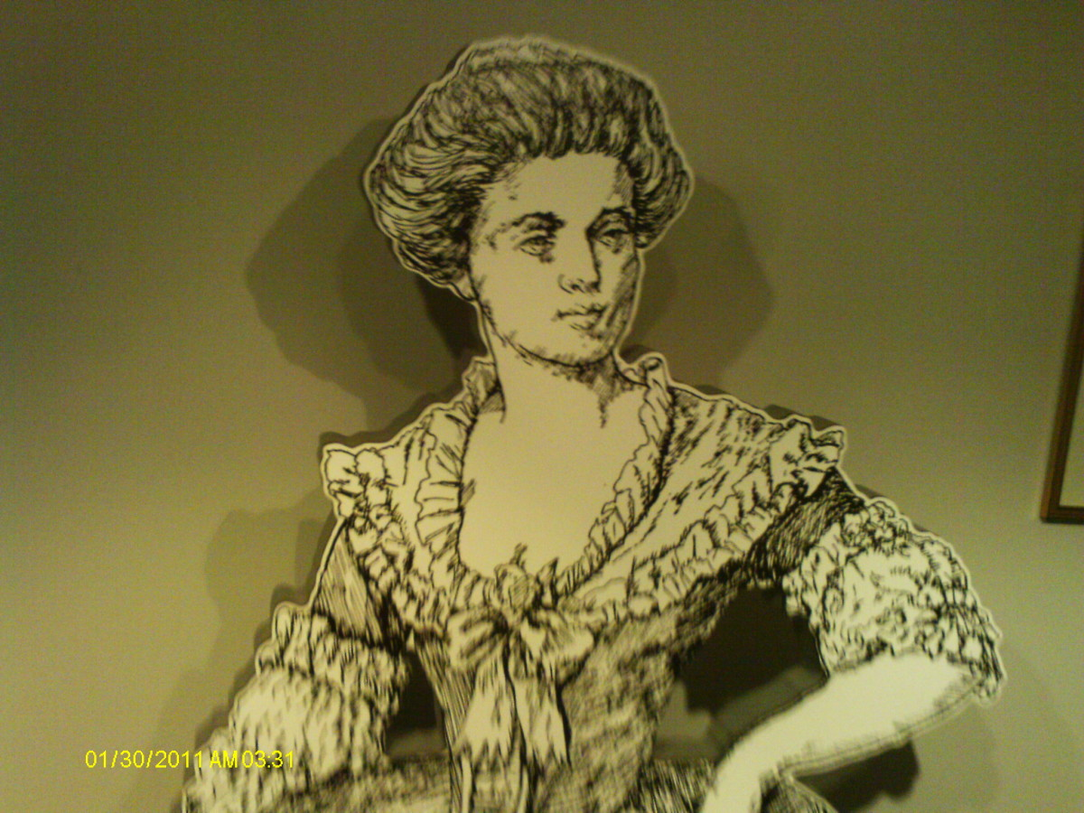 Famous Southern Women In The Revolutionary War