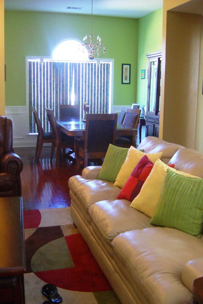 DIY Decorating Ideas For Lime Green Apple Green And Yellow Rooms Dengarden