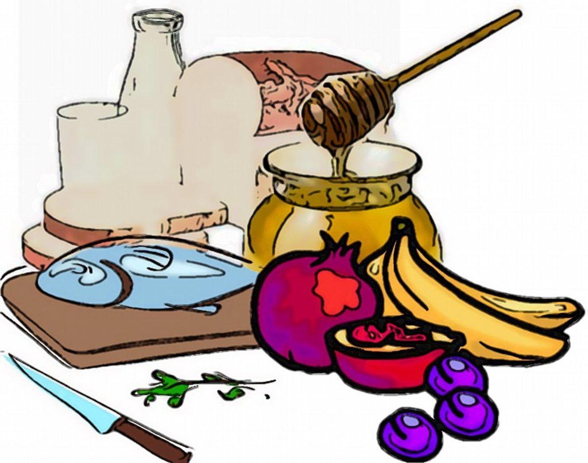 Basic Four Spiritual Food Groups
