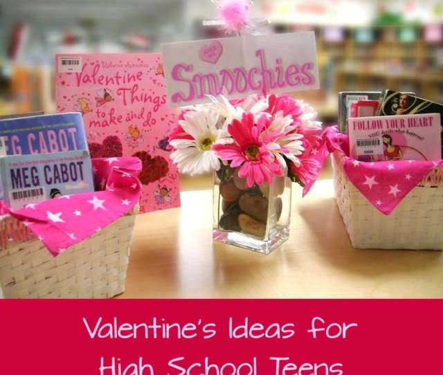 Valentine S Day Gift Ideas For High School Teens Sweethearts Rh Holidappy Com Things To Get Your High School Girlfriend For Christmas Our Things To Buy