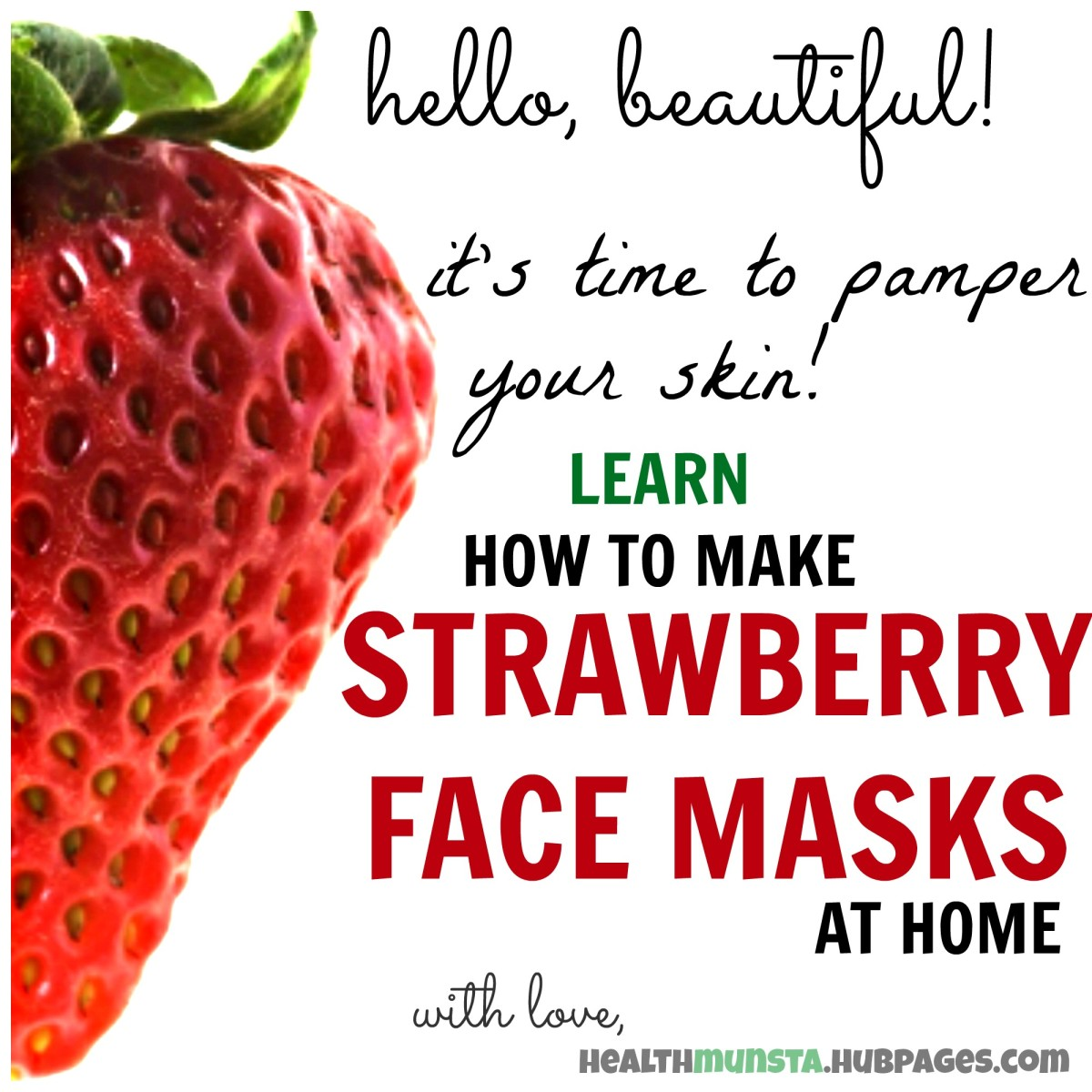 3 Easy Strawberry Face Mask Recipes To Make At Home